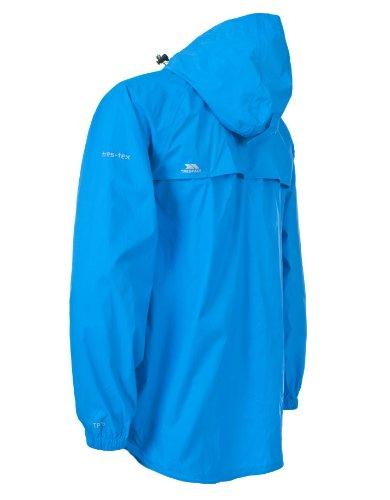 FLI azul Chaqueta XXXL TP75 Gris Hombre Packaway cob Qikpac Trespass xnOq0tYw8w