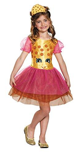 Girls Halloween Costume- Kookie Cookie Classic Kids Costume Small 4-6