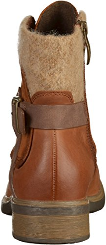 25101 29 1 Tamaris Braun Booties Womens qfAnTwC