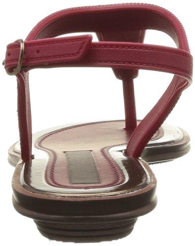 23289 81356 LifeProof marrón para 37 Rouge talla mujer Fem Rojo color Golden Sandalias wwq7SpE