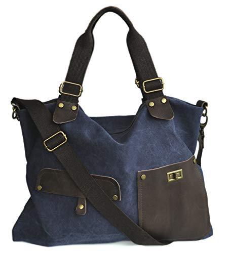 Lae In In, sac fourre-tout pour femme Blue Xxl