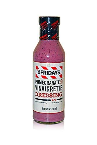 TGI FRIDAYS Pomegranate Vinaigrette, 12 Ounce (Pomegranate Vinaigrette)