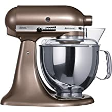 Kitchen Aid 5KSM150 Stand Mixer Apple Cider- 220 Volts Only! Will Not Work In The USA (Apple Cider)