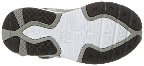 New Balance Boys' 680 V3 Running Shoe, Grey/Hi-Lite, 12 W US Little Kid Photo #2