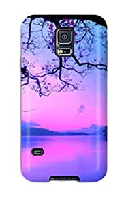 New Arrival Rivers 038 Nature Backgrounds For Galaxy S5 Case Cover