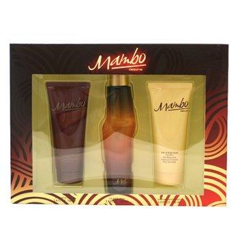 Liz Claiborne Mambo 3 Piece Eau De Parfums Set for Women
