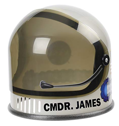 Aeromax, Inc. Personalized Astronaut Helmets (Silver)