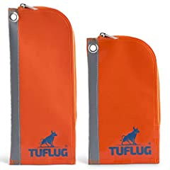 Professional, Industrial Strength Ingenuity For All Your Building, DIY Project, and Fix-It Needs With the TUFLUG small tool bags and pouches, you now have a simple solution to heavy and bulky tool belts, aprons, and tool boxes. Our vinyl pouc...