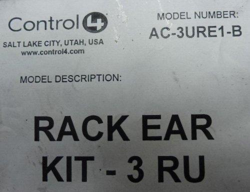 control4 ac-3ure1-b-ラック耳キット – 3 RU B008BICITO
