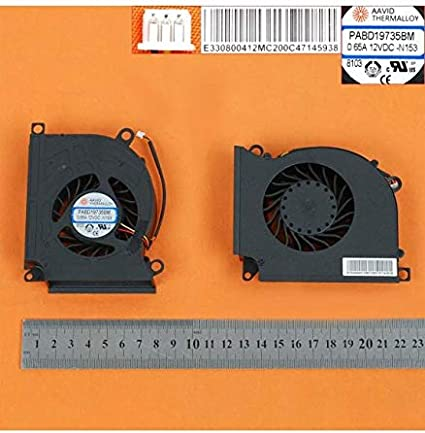 Portatilmovil Ventilador para PORTÁTIL MSI GT60 GT70 GX60 GX70 ...