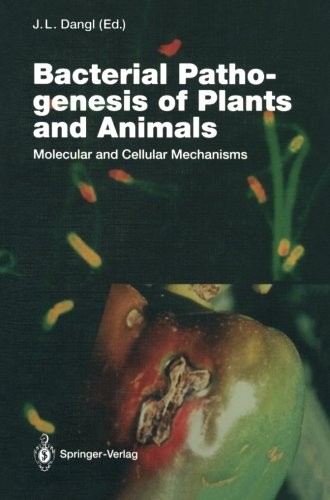 Bacterial Pathogenesis of Plants and Animals: Molecular and Cellular Mechanisms (Current Topics in Microbiology and Immu