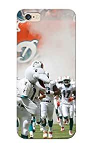 Freshmilk Hot Tpye Miami Dolphins Nfl Football Case Cover For Iphone 6 Plus For Christmas Day's Gifts
