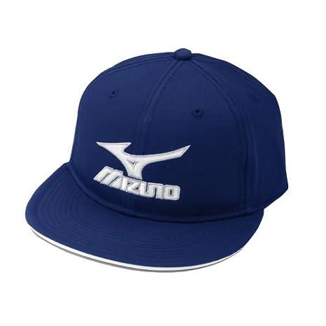 Mizuno Flat Brimmed Branded Hat 2c4c01dcbb08