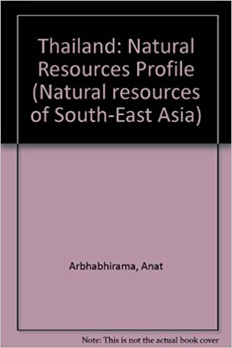 Thailand: Natural Resources Profile (Natural resources of South-East Asia)