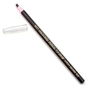 CCbeauty 2pc Pro Eyebrow Pencil Fashion Soft Crayon Eyeliner,#3