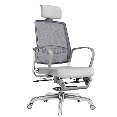 XDT Executive Recline Office Chair High Back Recliner Gaming Swivel Chair,Executive Office Chair,Ergonomic Computer Chair Mesh Home Office Chair Simple Modern Rotary Lift Esports Game Seat