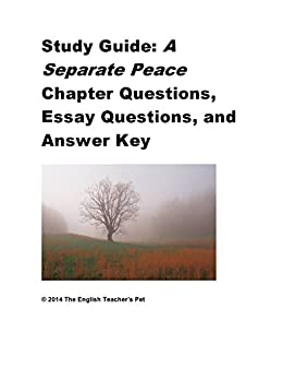 A Separate Peace Ebook