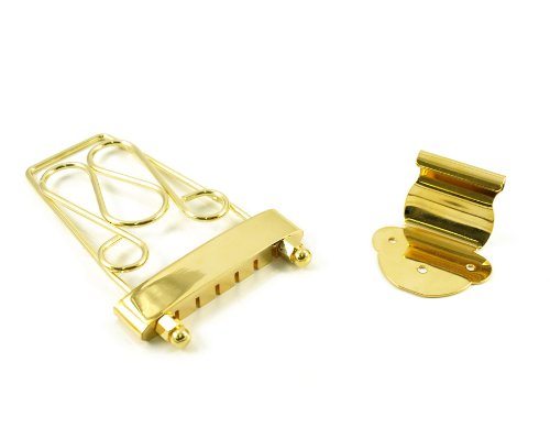 DELUXE TAILPIECE GOLD WD Music®