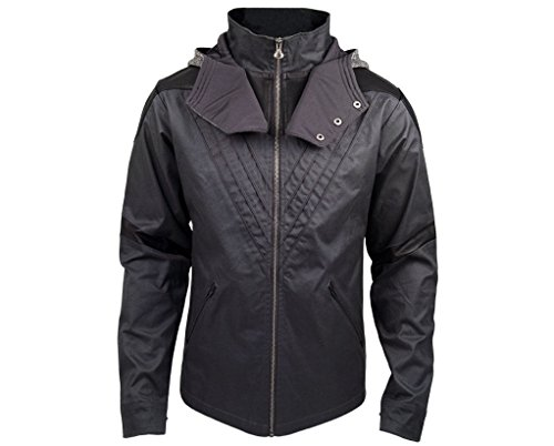 Ubisoft - Assassin's Creed Movie Jacket - Aguilar Jacket (Black, XX-Large)