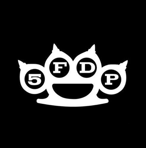 FIVE FINGER DEATH PUNCH KNUCKLE ROCK BAND SYMBOL 6