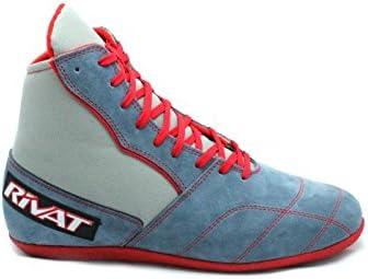 Zapatos Boxes Francaise Savate rivat Modele Boomerang: Amazon.es: Deportes y aire libre