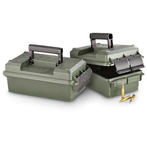 MTM 2 30 Cal. Ammo Cans