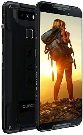 CUBOT Smartphone Gyroscope Waterproof Shockproof product image