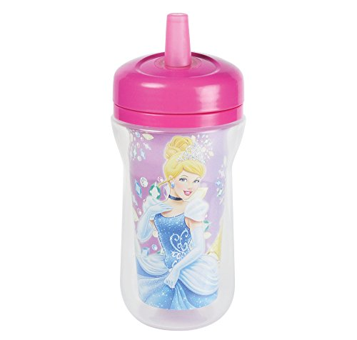 First Years Princess Insulated Straw