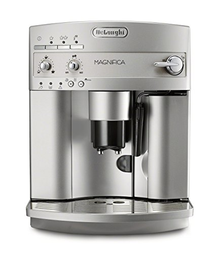 DeLonghi ESAM3300 Magnifica Super-Automatic Espresso/Coffee (Coffee Semi Automatic Machines)