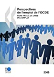 Perspectives de l'Emploi de l'Ocde, Organisation for Economic Co-operation and Development Staff, 9264067957