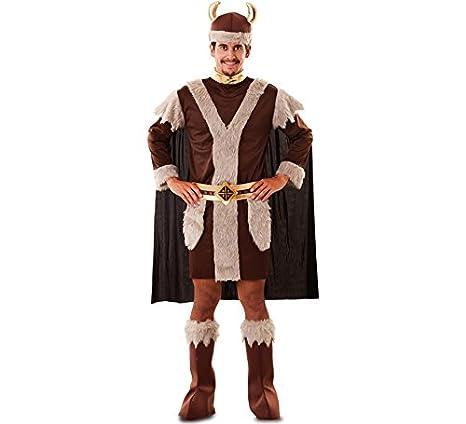 d99562cf3062b Disfraz de Vikingo para Hombre  Amazon.es  Juguetes y juegos