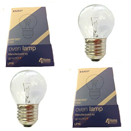40 watt ge appliance bulb - 5