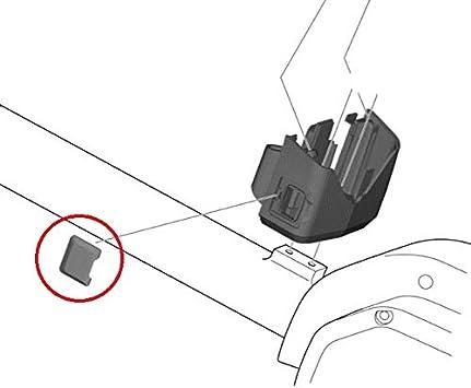 Shimano - Tapón de batería para Soporte BM-E6010 (recambios de ...