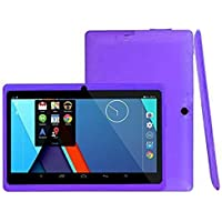 Google Android Tablet 7-Inch,Aritone Tablet PC 1GB + 8GB Camera/Wifi/Bluetooth (Purple)