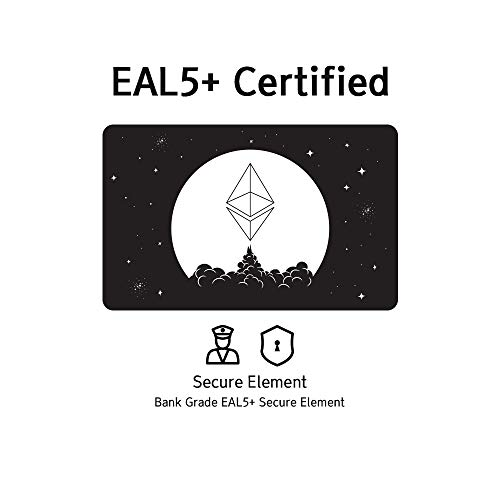 Ethereum D/'CENT Cryptocurrency Card typed Wallet