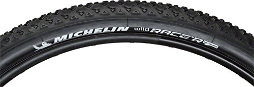 Michelin WildRace'R2 Ultimate Advanced Tubeless Ready Mountain Bicycle Tire (Black - 27.5 x 2.25)