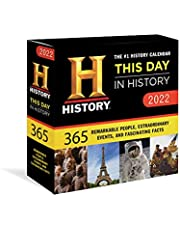 2022 History Channel This Day in History Boxed Calendar: 365 Remarkable People, Extraordinary Events, and Fascinating Facts