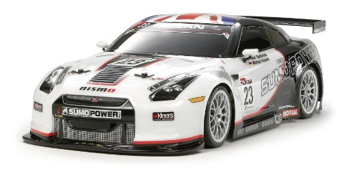 Tamiya America, Inc Nissan GT-R Sumo Power GT Body Set, TAM51453