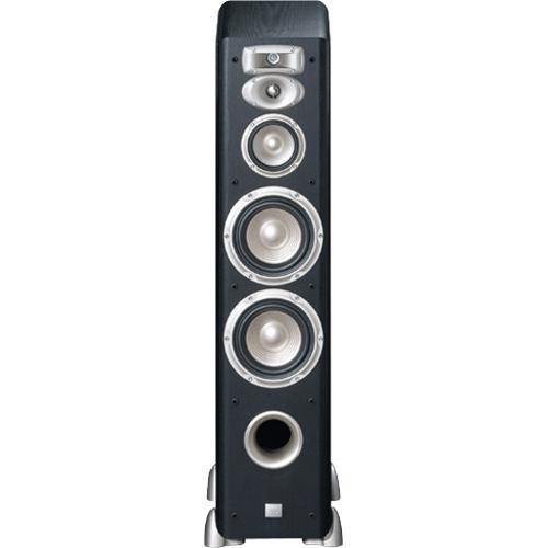JBL L880 4-Way, High Performance 6-inch Dual Floor Standing Loudspeaker