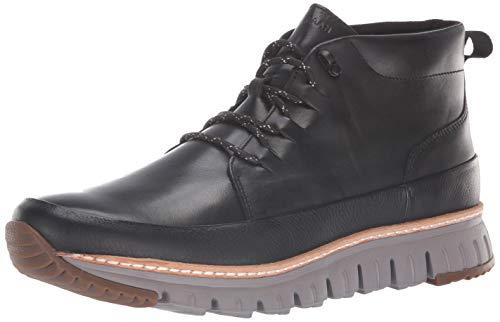 Cole Haan Men's Zerogrand Rugged Chukka Boot, Black/Golden Oak/Ironstone, 10 M ()