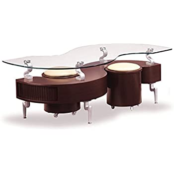 Amazon Com Global Furniture Usa T288 Mahogany Occasional