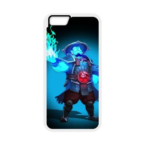 Storm Spirit 2 coque iPhone 6 4.7 Inch cellulaire cas coque de téléphone cas blanche couverture de téléphone portable EEECBCAAN01936