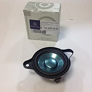 Mercedes benz 1698201802 genuine oem inst pnl for Mercedes benz factory speakers