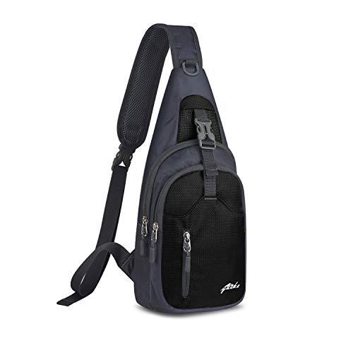 Y&R Direct Sling Bag Backpack Crossbody Bag Small Crossbody Purse for Men Women Kids Hiking Camping, Halloween