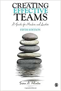 wheelan book review Buy creating effective teams: a guide for members and leaders second by susan a wheelan (isbn: 9781412913768) from amazon's book.