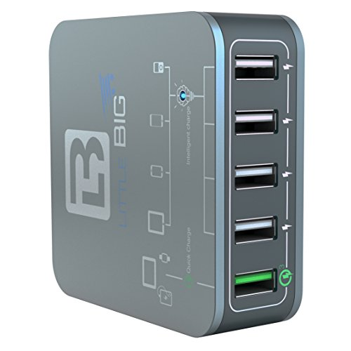 Travel Charger Multiple Devices - 5