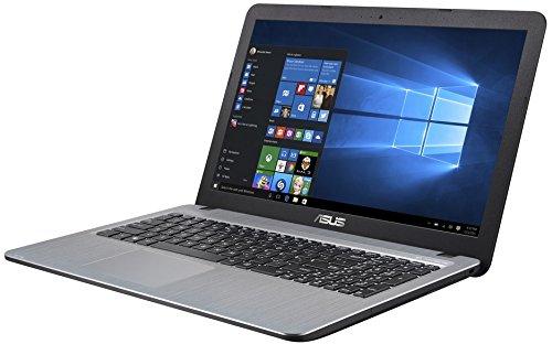 ASUS VivoBook R540YA R540YA-XX252T Windows 10 64bit AMD E1-7010 1.5GHz 15.6インチHD メモリ 4GB HDD 500GB DVDスーパーマルチドライブ 無線LAN WEBカメラ Radeon R2グラフィックス B07BQSY835