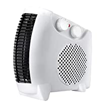 USA Heater Home Energy-saving Electric Heater 2000W Safety And Environmental Protection White