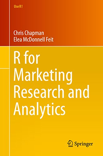 Download R for Marketing Research and Analytics (Use R!) Pdf