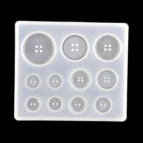 (Kaputar Necklace Pendent Silicone Mould Resin Decorative DIY Craft Jewelry Making Mold | Model NCKLCS - 16766)